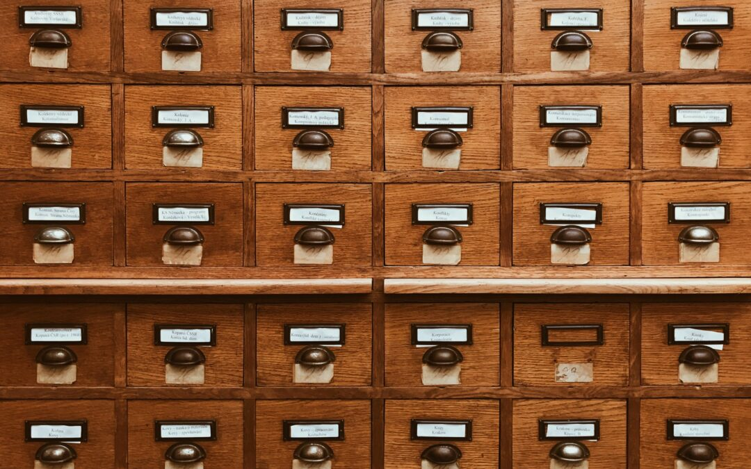 Information Governance: Creating an Application Inventory